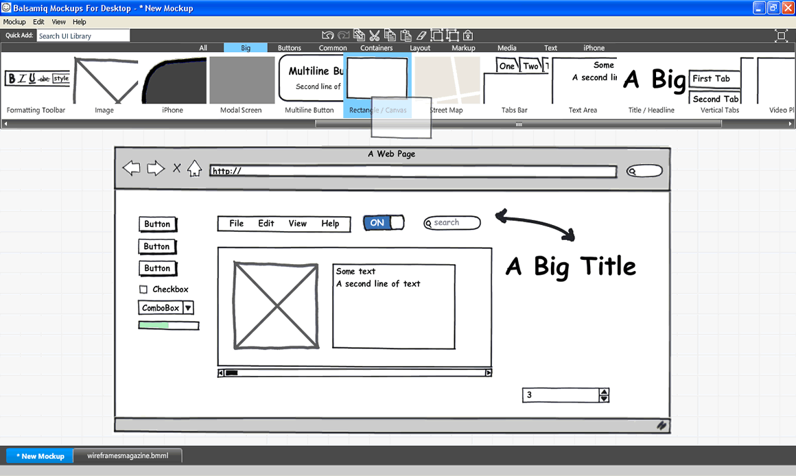 adobe wireframe tools