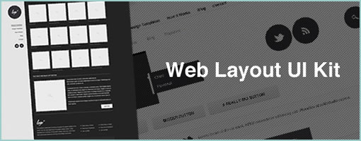 Web Layout UI Kit
