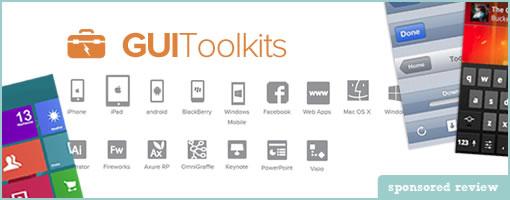 Wireframes Magazine » GUI Toolkits